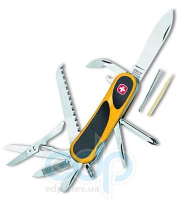 Wenger - Армейский нож Evogrip желтый (арт. 1.18.09.822)