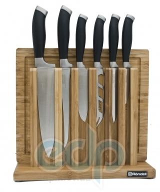 Rondell - Набор ножей с доской Bohle (RD-457)