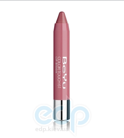 BeYu - Блеск для губ Color Touch Lip №61 Chic Mauve - 2.8 ml