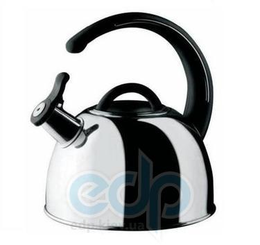 Vinzer (посуда) Vinzer -  Чайник SYMPHONIA - нержавеющая сталь, 2,6 л, свисток (арт. 89003)