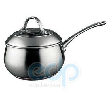 Vinzer (посуда) Vinzer -  Сотейник - нержавеющая сталь, диаметр 16см, 2,2л, медное дно (арт. 89075)