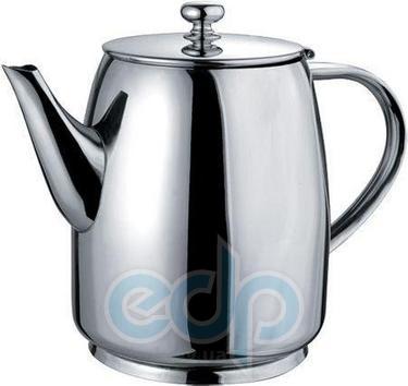 Vinzer (посуда) Vinzer -  Кофейник / Заварник для чая - нержавеющая сталь, объем - 1000мл (арт. 69265)