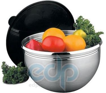 Vinzer (посуда) Vinzer -  Салатница - нержавеющая сталь, 4 л с крышкой (арт. 69284)