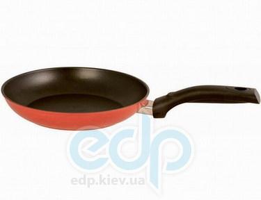Vinzer (посуда) Vinzer -  Сковорода Gastronomy Line, 26cm - диаметр 26см, покрытие Teflon Select (арт. 69428)