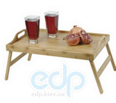 Vinzer (посуда) Vinzer -  Бамбуковый поднос на ножках - 48 х 34 см (арт. 69929)