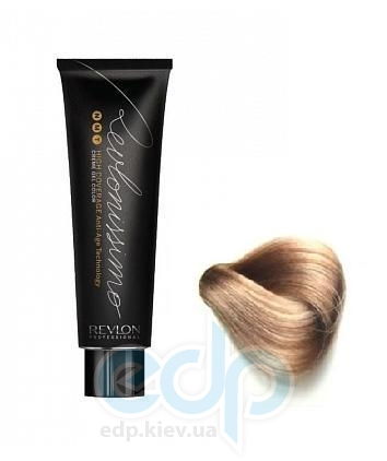 Крем-краска для волос Revlon Professional - Revlonissimo NMT High Coverage №9 Very Light Blonde/Блонд - 50 ml