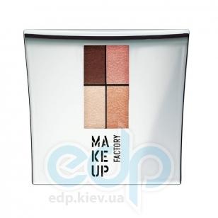 Make Up Factory - Набор Eye Color (тени для век 4-цветные + футляр для теней) № 90 Rose Garden