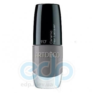 Artdeco - Лак для ногтей Ceramic Nail Lacquer № 117 Green Coffee - 6 ml