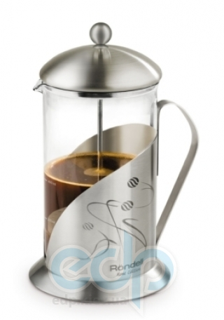 Rondell - Френч-пресс для кофе, чая Tasse - Объем:  0.8л (RDS-102)