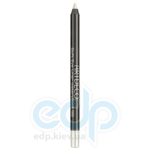 Artdeco - Карандаш для век водостойкий Soft Eye Liner №98 Vanilla White - 1.2 g