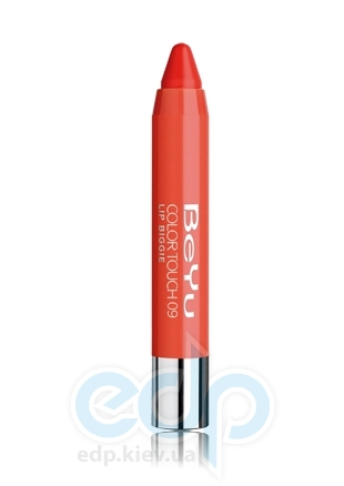 BeYu - Блеск для губ Color Touch Lip №9 Coral Reef - 2.8 ml