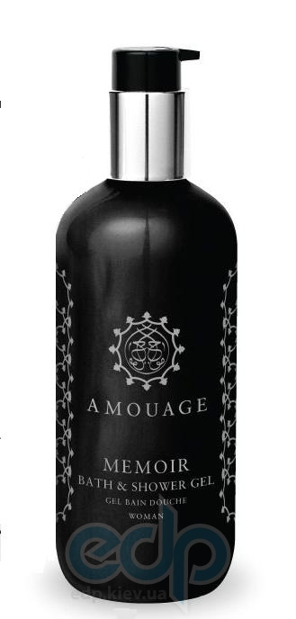 Amouage Memoir For Woman - гель для душа - 300 ml TESTER