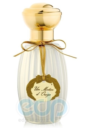 Annick Goutal Un Matin Dorage For Women - туалетная вода - mini 15 ml (в мешочке)