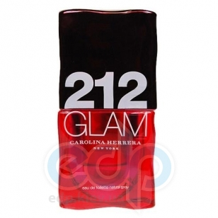 Carolina Herrera 212 Glam Woman - туалетная вода - 30 ml TESTER