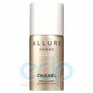 Chanel Allure Homme Edition Blanche -  дезодорант - 100 ml TESTER