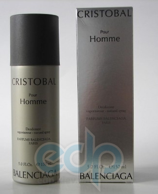 Cristobal Balenciaga For Men - дезодорант - 150 ml
