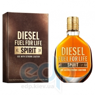 Diesel Fuel For Life Spirit - туалетная вода - 75 ml TESTER