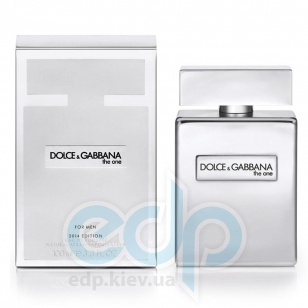 Dolce Gabbana The One for Men Platinum Limited Edition - туалетная вода - 100 ml TESTER