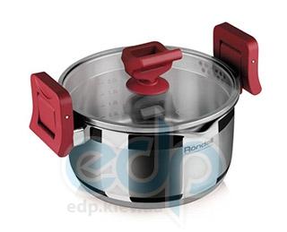 Rondell - Кастрюля с крышкой объем 2.4 л диаметр 20 см (RDS-393)