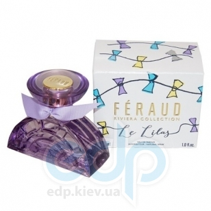 Feraud Le Lilas Riviera Collection - парфюмированная вода - 30 ml TESTER