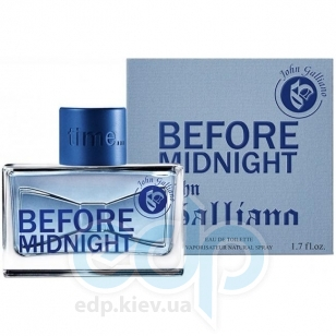 John Galliano Before Midnight - туалетная вода - 50 ml