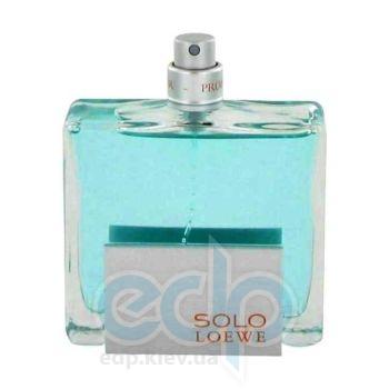Solo Loewe Eau de Cologne Intense - одеколон - 125 ml TESTER