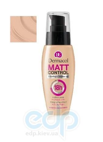 Dermacol Matt Control 18h Тональный крем крем матирующий № 2 - 30 ml (17083)
