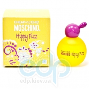 Moschino Cheap and Chic Hippy Fizz - туалетная вода - mini 4.9 ml