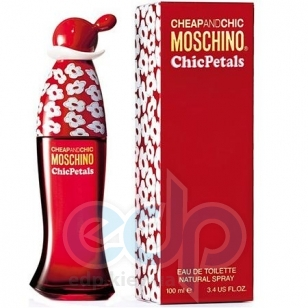 Moschino Cheap and Chic Petals - туалетная вода - пробник (виалка) 1 ml