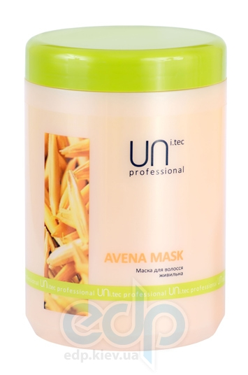 Маска для волос питательная с протеинами овса UNi.tec Professional - Avena Mask - 1000 ml (16601)