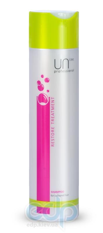Шампунь для окрашенных волос UNi.tec Professional - Restore Treatment - 250 ml (17131)