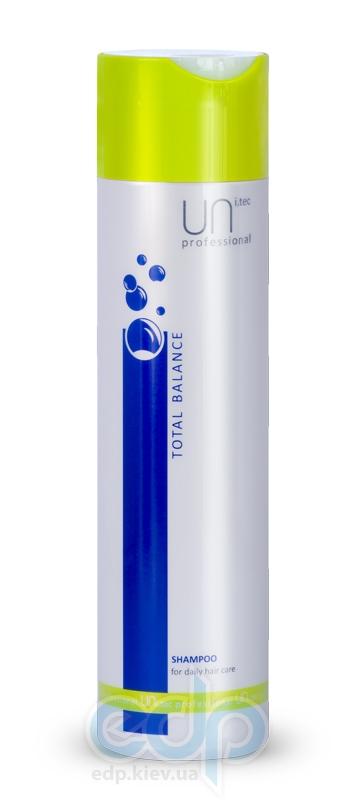 Шампунь для ежедневного ухода UNi.tec Professional - Total Balance - 250 ml (17132)