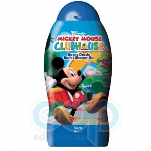 Admiranda Mickey Mouse Club House -  Гель для душа с фруктовым ароматом -  300 ml (арт. AM 71011)