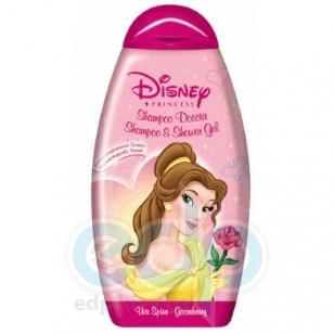 Admiranda Princess -  для девочек Шампунь для волос Belle с ароматом крыжовника -  300 ml (арт. AM 71223)