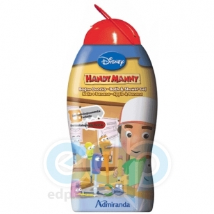 Admiranda Handy Manny -  Гель для душа с ароматом яблока и банана -  300 ml (арт. AM 71310)