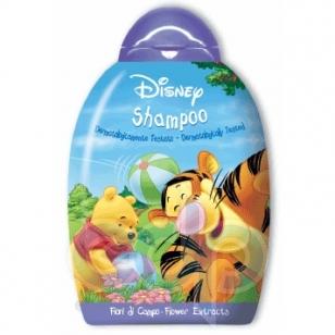 Admiranda Winnie The Pooh -  Шампунь для волос с экстрактом цветов -  300 ml (арт. AM 71360)
