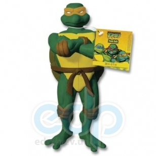 Admiranda Ninja Turtles -  Пена для ванны с ароматом зеленого банана (фигурка) -  250ml (арт. AM 73081)