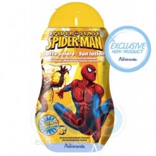 Admiranda Spider-Man -  Лосьон солнцезащитный SPF50 -  150 ml (арт. AM 73613)