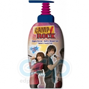 Admiranda Camp Rock -  Гель для душа с ароматом маракуйи и папайи -  1000 ml (арт. AM 74350)