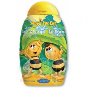 Admiranda Maya The Bee -  Гель для душа с медовым ароматом -  300ml (арт. AM 75003)