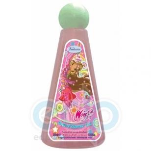 Admiranda Winx Club -  Гель для душа Flora с ароматом белой розы -  300 ml (арт. AM 76003)