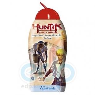 Admiranda Huntik -  Шампунь-гель для душа с фруктовым ароматом -  300 ml (арт. AM 76201)