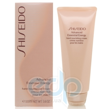 Shiseido -  Advanced Essential Energy Hand Nourishing Cream -  100 ml
