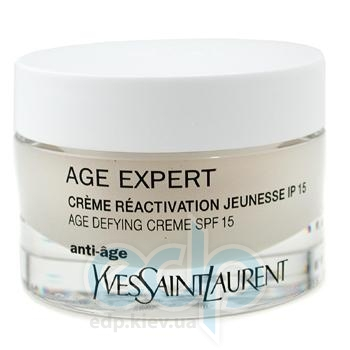 Yves Saint Laurent -  Face Care Age Expert Age Defying Creme -  30 ml