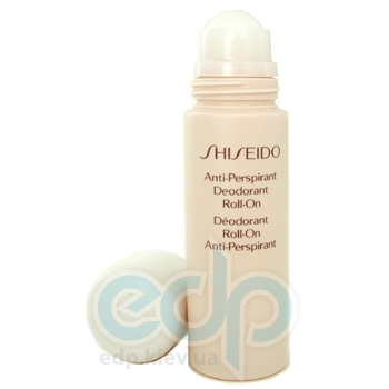 Shiseido -  Body Anti-Perspirant Deodorant Roll-On -  50 ml