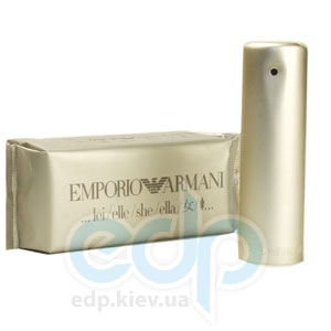 Giorgio Armani Emporio Armani -  Набор (парфюмированная вода 50 + лосьон-молочко для тела 50 + гель для душа 50)