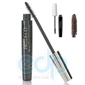 Тушь для ресниц Artdeco -  All In One Mascara №03 Brown