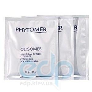 Phytomer -  Олигомарин ванна из морской лиофилизированной воды Oligomer Lyophilized Seawater Bath -  10х40 gr