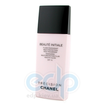 Chanel -  Precision Beaute Initiale Energizing Multi-Protection Fluid SPF 15 -  50 ml