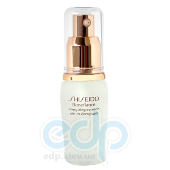 Shiseido -  Face Care Benefiance Energizing Essence -  30 ml